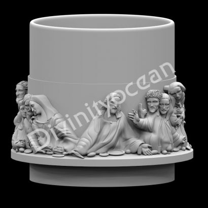 Last Supper CYL Pen Stand