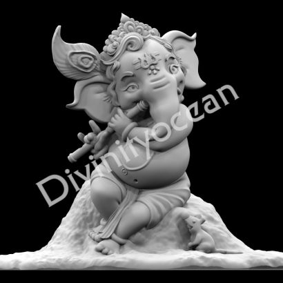 Bal Ganesha Table Decor