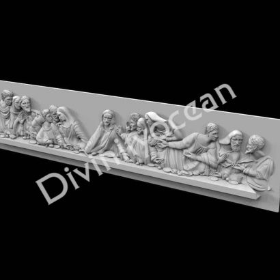 Last Supper Theme Wall Hanging