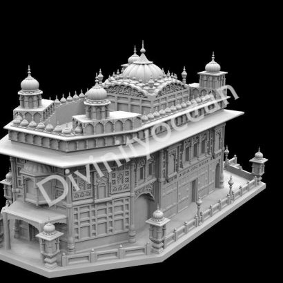 Miniature Golden Temple