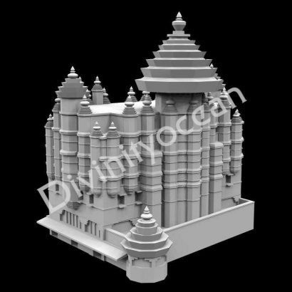 Miniature Siddhivinayaka Temple